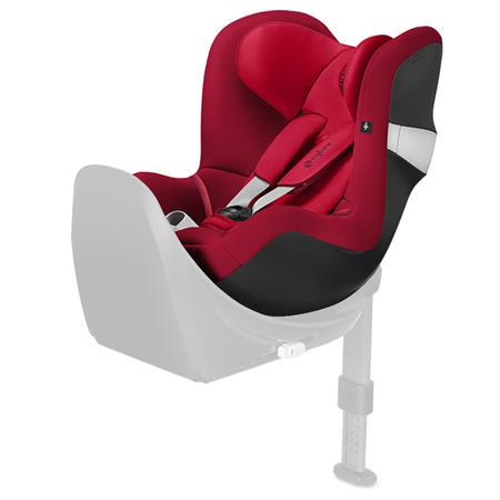 Cybex Kindersitz Sirona M2 I-SIZE Design 2018 Rebel Red | Red