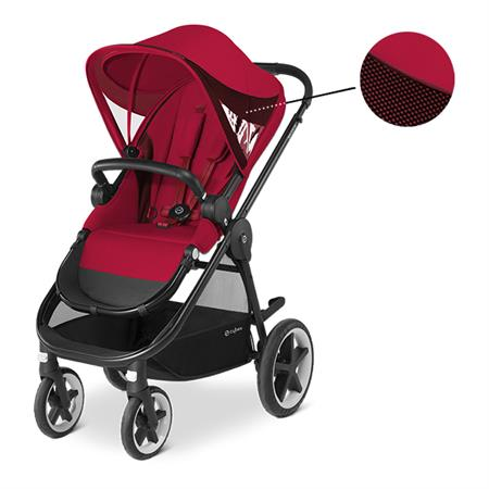 Cybex Kinderwagen Balios M Design 2018 Rebel Red | Red