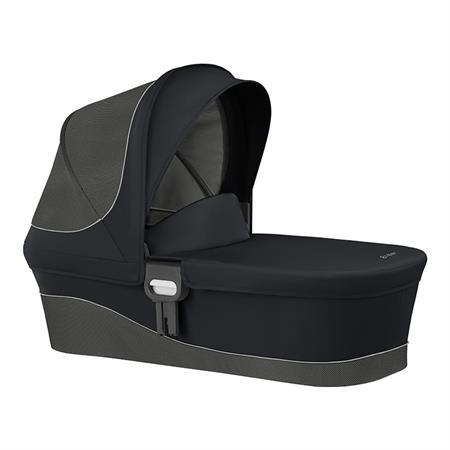 Cybex Kinderwagenaufsatz Cot M Design 2018 Lavastone Black | Black