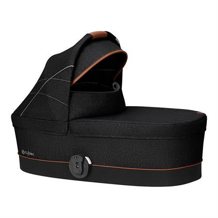 Cybex Kinderwagenaufsatz Cot S Design 2019 Denim / Lavastone Black