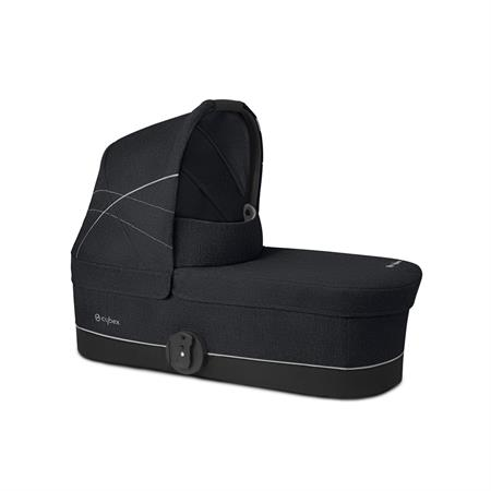 Cybex Kinderwagenaufsatz Cot S 2018 Lavastone Black