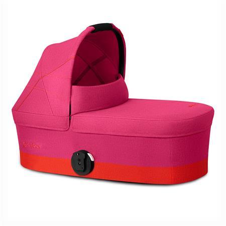 Cybex Kinderwagenaufsatz Cot S Design 2019 Fancy Pink