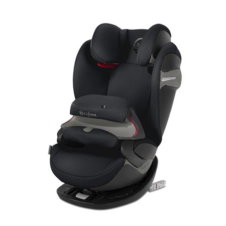 Cybex Kindersitz Pallas S-fix Lavastone Black