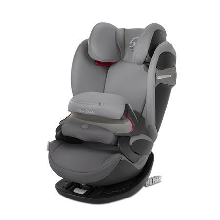 Cybex Kindersitz Pallas S-fix Manhatten Grey