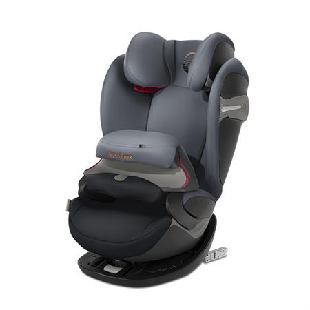 Cybex Kindersitz Pallas S-fix Pepper Black