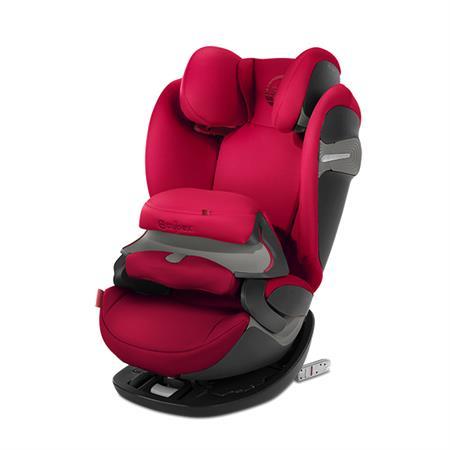 Cybex Kindersitz Pallas S-fix Rebel Red