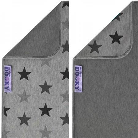 dooky blanket grey stars Hauptbild