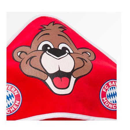 FC Bayern München Kapuzenhandtuch Berni