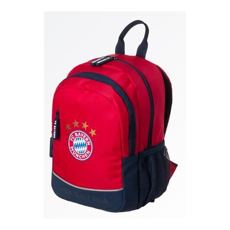 FC Bayern München Rucksack Rot Mia San Mia