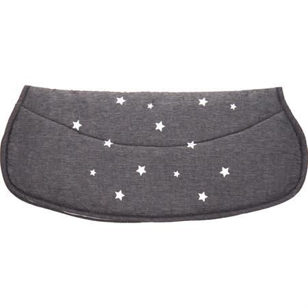 Fillikid Handmuff Fuji Sterne melange schwarz