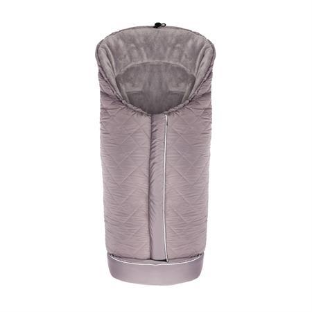 Fillikid Winterfußsack Diamond Polyester Grau