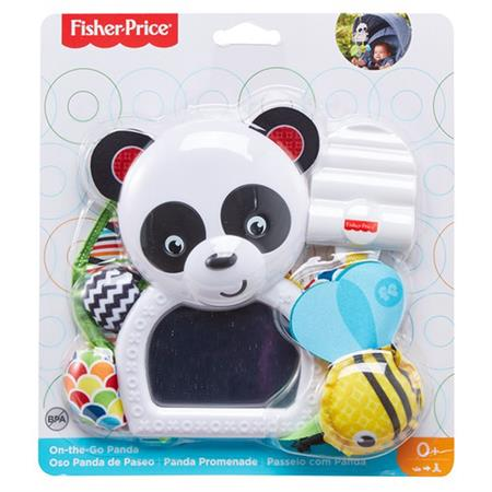 Fisher Price Spielzeug kleiner Spiel Panda