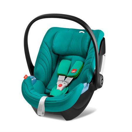 GB Good Baby Babyschale Artio Design 2018 Laguna Blue | Turquoise