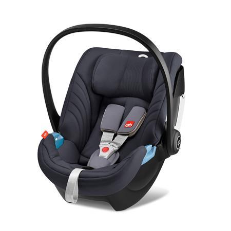 GB Good Baby Babyschale Artio Design 2018 Silver Fox Grey | Mid Grey