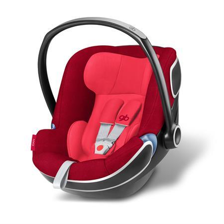 GB Good Baby Babyschale Idan Design 2018 Cherry Red | red