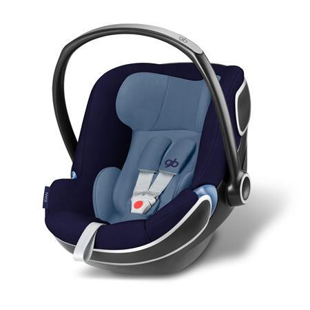 GB Good Baby Babyschale Idan Design 2018 Sapphire Blue | navy blue