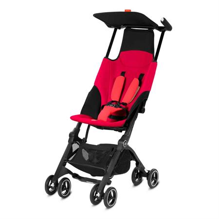 GB Good Baby Buggy Pockit Design 2018 Cherry Red | red
