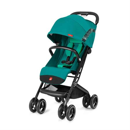 GB Good Baby Buggy QBIT+ Design 2018 Laguna Blue | turquoise