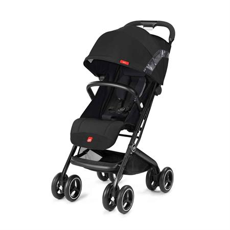GB Good Baby Buggy QBIT+ Design 2018 Satin Black | black