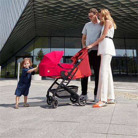 GB Good Baby Reisebuggy Qbit+ All City Design 2019 Laguna Blue
