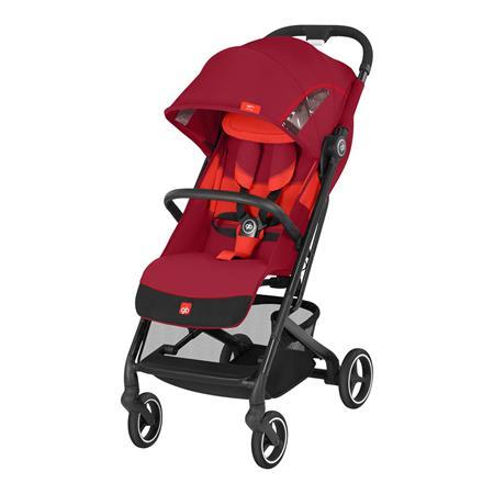 GB Good Baby Reisebuggy Qbit+ All City Design 2019 Rose Red