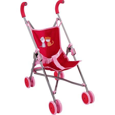 Haba Puppenbuggy für Babypuppe Jule