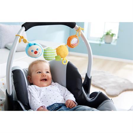 Haba Kinderwagenkette Raupe Mina