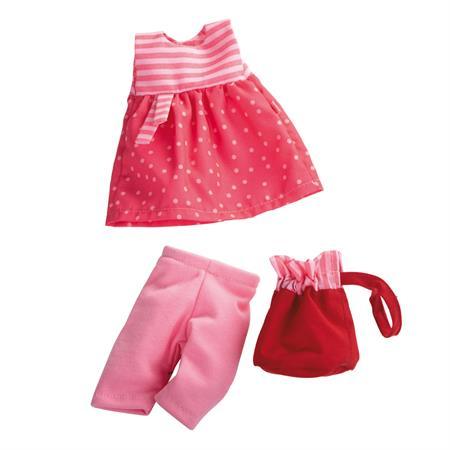 Haba Kleiderset Kiki für 30 cm und 34 cm Puppen