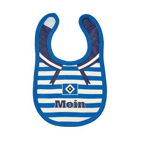 Hamburger SV Lätzchen ´Moin´