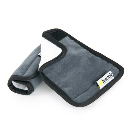 hauck gurtpolster buggy autositz 618158 Smooth Me Black mit klettband Detailansicht 01