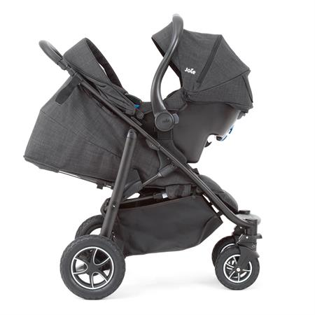 Joie Adapter für Maxi-Cosi Babyschale auf Mytrax mit Sitzbezug