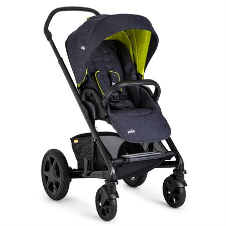 joie kinderwagen chrome dlx denim zest