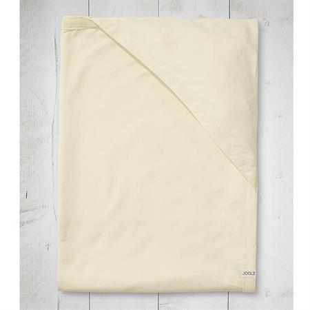 joolz essentials swaddle wickeltuch off white zusammengelegt