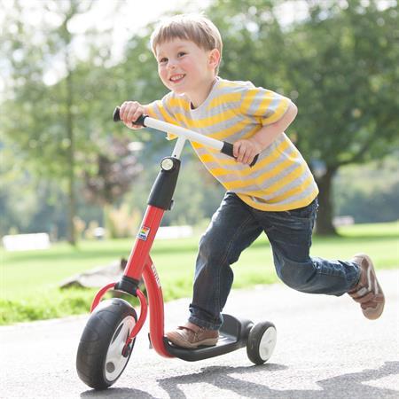 kettler roller kids scooter boy ordentlich antreten kleiner Auszug 06