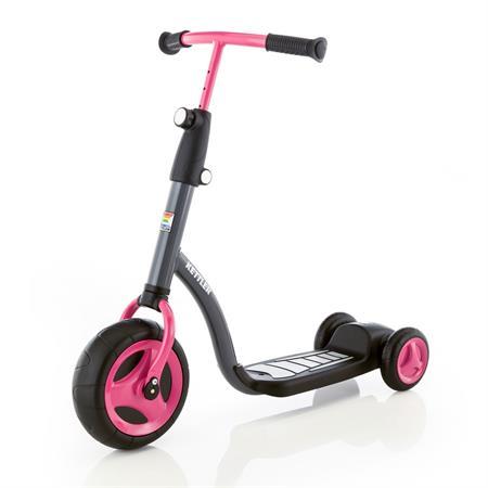 Kettler Kids Scooter Girl   Roller mir Rosa für schnelle Mädchen