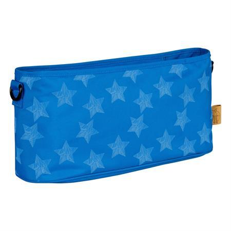 laessig casual buggy organizer reflective star blue Hauptbild