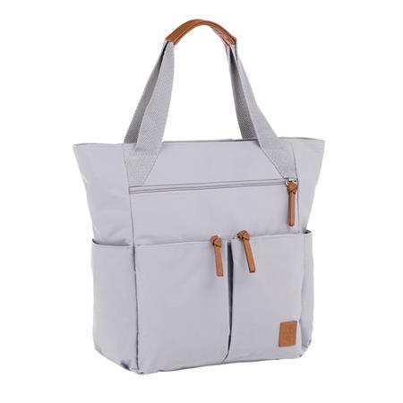 Lässig Wickeltasche Vintage Friisa Bag Grey