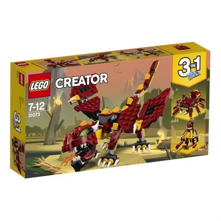 Lego Spielzeug Creator Fabelwesen 31073