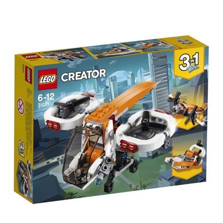 Lego Spielzeug Creator Forschungsdrohne 31071