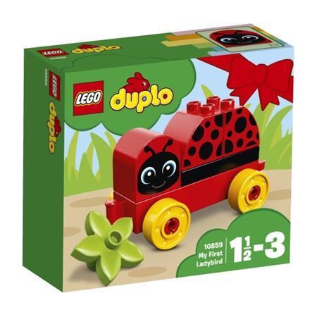 Lego Duplo Spielzeug Mein erster Marienkäfer erste Bauerfolge