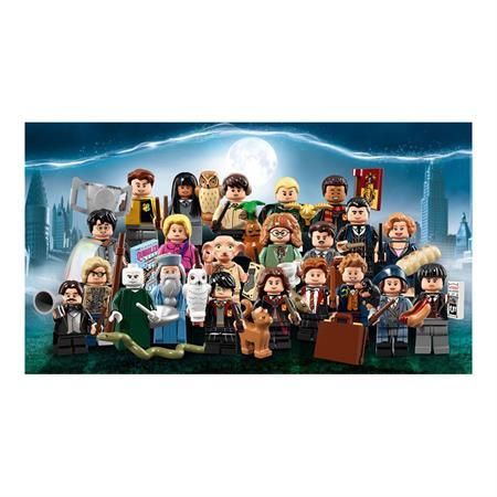 Lego Minifiguren Harry Potter und Phantastische Tierwesen