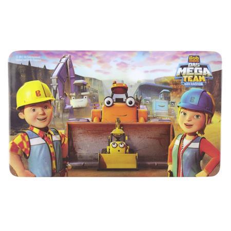 Mattel Bob Frühstücksbrettchen