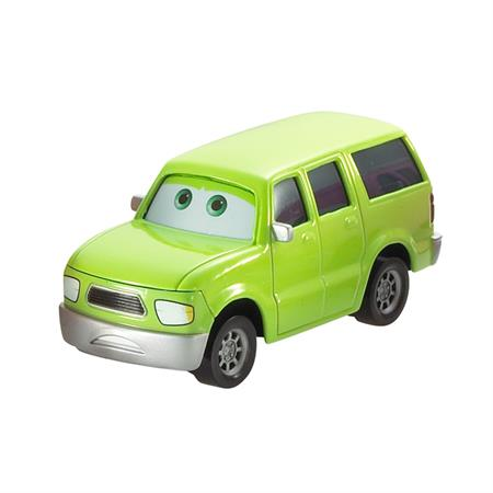 Mattel Disney Cars 3 Die-Cast Deluxe Fahrzeuge DXV90 Charlie Cargo
