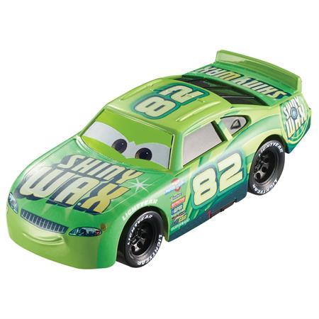 Disney Cars 3 Evolution Character Shiny Wax