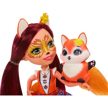Mattel ENC Fuchsmädchen Felicity Fox
