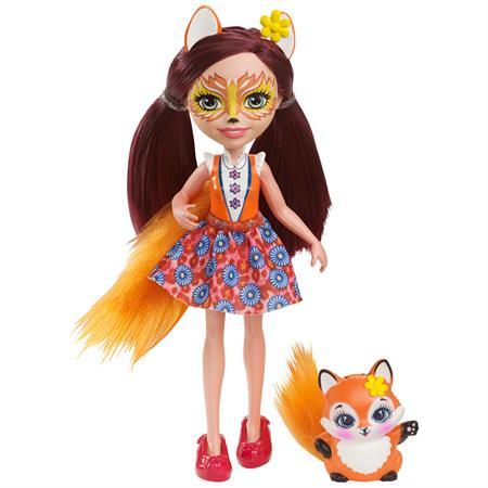 Mattel Enchantimals Puppen