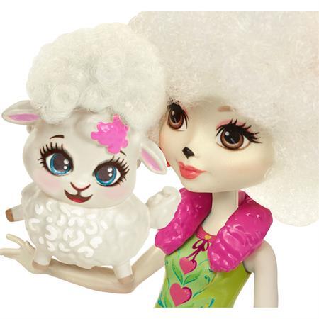 Mattel ENC Schafmädchen Lorna Lamb