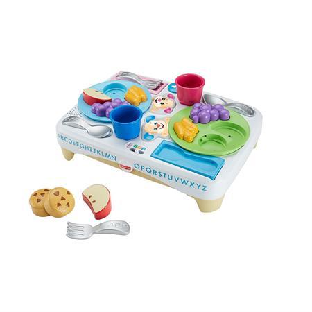Mattel Fisher Price Lernspaß Hündchens Snackset
