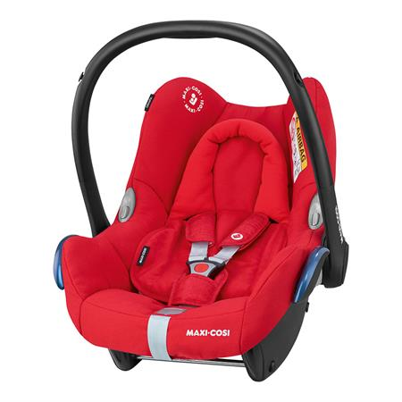 Maxi-Cosi Babyschale CabrioFix Design Nomad Red | KidsComfort.eu
