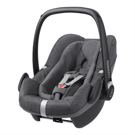 Maxi-Cosi Pebble Plus i-Size Babyschale Sparkling Grey